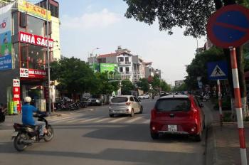 Bán nhà tầng 42,3m2 lô góc 2 mặt tiền mặt phố Ngô Xuân Quảng thu nhập 20tr/tháng, 0968951590