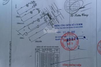 Bán nhà NH đang thuê 175tr/th MT Đặng Văn Bi, Thủ Đức giá 116 tỷ, LH 0914257070