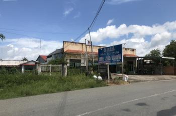 Bán đất thổ cư gồm nhà mặt tiền đường vào suối nước nóng Bình Châu, Xuyên Mộc, Bà Rịa Vũng Tàu