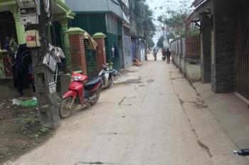 Bán đất thổ cư lâu năm tại tổ dân phố Kiên Thành, Trâu Quỳ, diện tích 70m2 đường thông ô tô 7 chỗ
