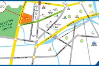 Bán đất nền dự án KDC Tên Lửa Residence, Bình Tân SHR DT 80m2. LH 0938456782 Bảo