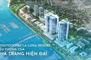 Bán căn hộ khách sạn mặt biển Nha Trang, đối diện bến du thuyền Anna Marina, LH 0976273001