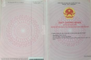 Bán đất sổ hồng riêng, dự án Việt Nhân đường 8, Lò Lu, Quận 9