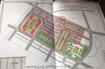Bán đất nền 114,4m2 thuộc dự án nhà ở Long Hương cách trung tâm hành chính Bà Rịa Vũng Tàu chỉ 2km