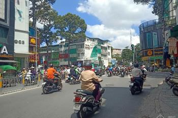 Bán nhà mặt tiền Cách Mạng Tháng 8, P. Bến Thành, Q1, DT: 4x20m, giá 33 tỷ TL