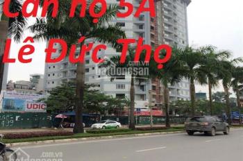 Bán căn hộ mặt đường Lê Đức Thọ, Cầu Giấy tòa nhà 5A