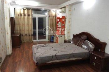 Cho thuê nhà riêng ngõ 84 Ngọc Khánh DT 70m2 x 3T, MT 4m, 3PN, đầy đủ nội thất, giá 14,5tr/th