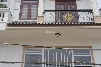 Nhà mới xây, cao cấp, đường rộng 8m, 1 sẹc Nguyễn Ảnh Thủ, 5x15m, đúc 4 tấm, lửng, 2 lầu, 5 phòng