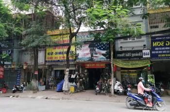 Cần bán gấp nhà mặt phố Kim Ngưu, kinh doanh, Hai Bà Trưng. DT: 156m2 x 3T, MT 8m, giá: 28.5 tỷ
