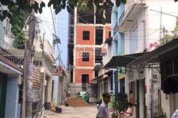 Bán nhà hẻm 230 Mã Lò, Bình Trị Đông A, Bình Tân, DT 4*16m, 1 trệt, 1 lầu đúc thật, nhà đẹp ở ngay