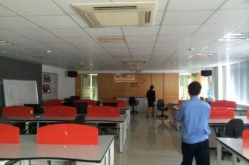 Cho thuê văn phòng phố Nguyễn Văn Huyên, Ngoại Giao Đoàn 120m2, 250m2, 500m2, 1200m2, 140 ng/m2/th