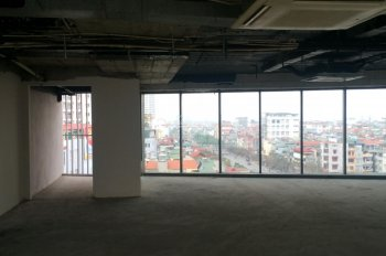 Cho thuê văn phòng phố Nguyễn Văn Huyên, Ngoại Giao Đoàn 120m, 250m, 500m2, 1200m2 giá 120 ng/m2/th