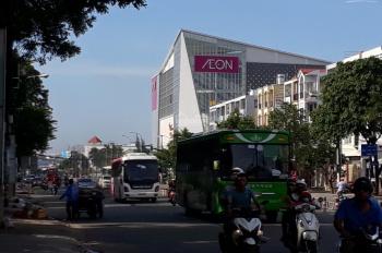 Nhà mặt hẻm lớn cạnh siêu thị Aeon, y tế kỹ thuật cao, 4.6 tỷ có TL