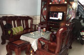 Bán nhà hẻm 4m Nguyễn Ngọc Nhựt (5mx12m) 1 trệt + 2 lầu, giá: 5.8 tỷ, Tân Quý, Tân Phú