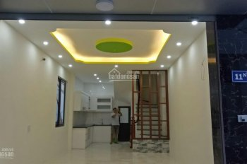 Bán nhà chính chủ mới xây 5T, ô tô đỗ cửa tại Phú Thượng - Tây Hồ, giá 3,3 tỷ. LH Tuyến: 0989409979
