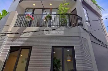 Bán nhà phố đẹp từng centimet 4,98 tỷ, Nguyễn Thái Sơn, p5, Q. Gò Vấp (chính chủ), ảnh thật 100%