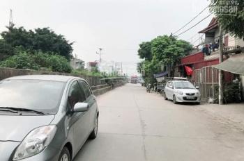 Chính chủ cần bán 47m2 đất ở (SĐCC), ngõ 1 Hà Huy Tập, TT Yên Viên