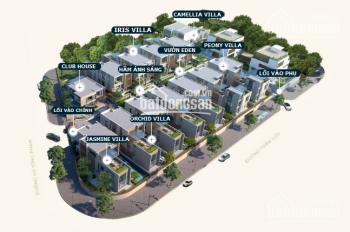 Chỉ 12 căn villas Eden 2MT trung tâm q2, DT 500m2-800m2 giá 180tr/m2, Vay LS 0%. LH 0906 933 088