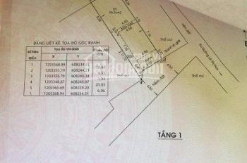 Bán dãy trọ 7 phòng hẻm 5m đường Lê Thị Hoa - Thủ Đức