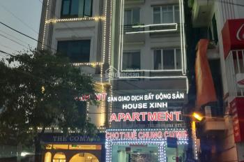 Siêu khuyến mại: Cho thuê căn hộ chung cư mini cực đẹp tại số 8A, mặt phố Trung Kính