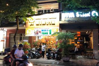 Cho thuê nhà mặt tiền Đồng Đen, Tân Bình, đang là mặt bằng quán trà sữa