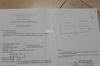 Bán nhà mặt tiền số 26 Sơn Kỳ, Tân Phú. Liên hệ 0944123712 (Anh Chinh) chính chủ