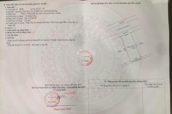 Nhà cần bán 360m2 (12x30m) đất thổ cư, đô thị mới Bình Dương, cách QL13 400m giá 5tr/m2, 0945917301