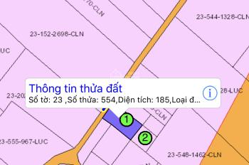 Tôi cần bán gấp lô đất ngay mặt tiền Hùng Vương vào 150m, SH riêng xây dựng tự do