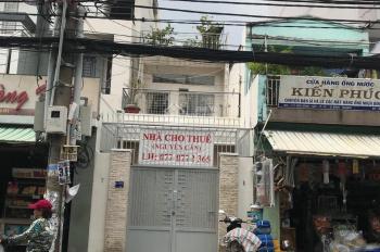 Nhà 1 lầu MT Bùi Đình Túy, P24, Q. Bình Thạnh. DT: 4x25m