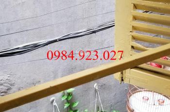 Bán nhà ngõ 259, Bạch Mai, Hai Bà Trưng, 18.5m2, 3 tầng, hướng Tây Nam, nở hậu, 1.45 tỷ