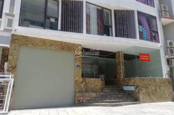 Cho thuê nhà mặt đường 65 Trần Đăng Ninh, Nguyễn Khánh Toàn 80m2 x 6, MT 6m làm spa, cafe, siêu thị