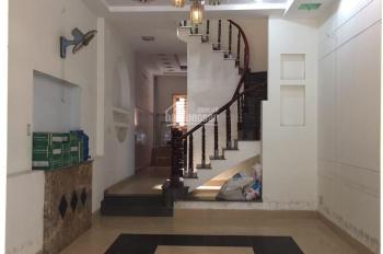 Cho thuê nhà hẻm 7m 1 sẹc Nguyễn Oanh, DT: 4x17m, 3 lầu 5PN 5WC. Giá 15tr