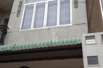 Cho thuê nhà 3 tầng ở trung tân TT Tràm Chim gần vườn quốc gia Tràm Chim
