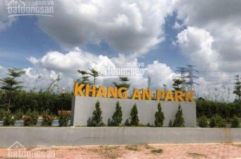 Nền đất KDC Khang An - Bình Tân 5x18m, 32tr/m2 block ngay cổng bảo vệ. LH chính chủ 0911157333