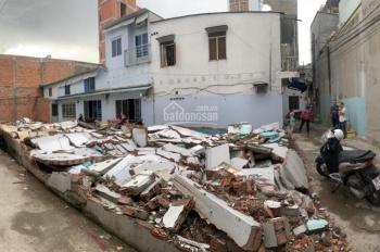 Bán đất đường Lê Thúc Hoạch, 4,6x8m, sổ hồng riêng, tặng giấy phép xây dựng 3,5 tấm - 090.701.1486