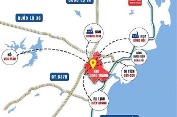 Chỉ từ 350tr sở hữu ngay đất nền tại khu đô thị Long Thành