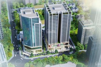Cho thuê mặt bằng thương mại tầng 1, 2, 3 tại The Legacy, 106 Ngụy Như Kon Tum, Thanh Xuân, Hà Nội