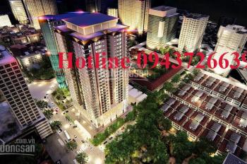 Cho thuê mặt bằng thương mại tầng 1, 2, 3 tại dự án The Legacy, 106 Ngụy Như Kon Tum, Thanh Xuân