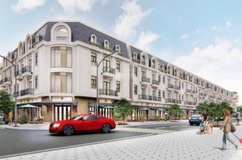 Bán dự án biệt thự nhà phố quận 12, DT: 5x17m, 1 trệt 2 lầu, giá 5.7 tỷ, tặng 3 cây vàng 0835555439