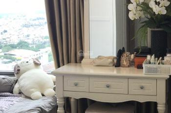 Căn hộ 3PN nội thất siêu đẹp - tầng cao view sông cực thoáng giá chỉ 31 triệu/tháng, LH: 0931333551