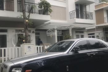 Cho thuê nhà 1 trệt 2 lầu full nội thất Lovera Park khu dân cư Phong Phú 4, Bình Chánh giá 10 tr/th
