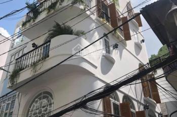 Tôi định cư ở Mỹ nên cần bán rẻ nhà Hoàng Diệu, P10, Q. Phú Nhuận. Gồm 4 tầng, giá chỉ 8 tỷ