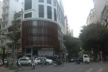 Cho thuê nhà góc 2 MT số 1215 3 Tháng 2 + Hà Tôn Quyền đối diện cafe Highlands