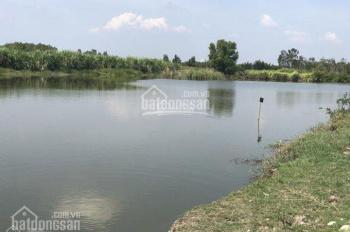 Chủ hạ giá bán lô đất xã Phước Khánh, huyện Nhơn Trạch, đường xe hơi, mặt tiền sông, giá 1tr4/m2