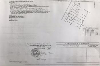 Đất MT Võ Văn Bích, Bình Mỹ, Củ Chi thuộc KDC Kim Phong giá chỉ 40tr/m2 thổ cư 100%