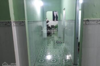 Cần bán nhà cấp 4, mặt tiền đường Đặng Thúc Vịnh - Hóc Môn, SHR, thổ cư 81m2, giá 1 tỷ