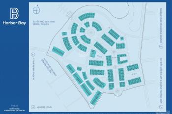 Bán căn góc Shophouse Harbor Bay Hạ Long giá đầu tư