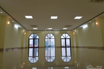 Bán nhà phố Phạm Tuấn Tài - Trần Quốc Hoàn 160m2, mặt tiền 9.5m, giá 61.5tỷ chính chủ: 0919.219.188