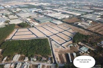 Dự án KDC Tuấn Điền Phát, sổ hồng trao tay gần vòng xoay Kim Hằng, trong lòng KCN Nam Tân Uyên, BD