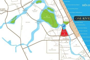Bán đất Đà Nẵng TT Q. Ngũ Hành Sơn, ven sông Cổ Cò - Đầu tư chỉ 1,5 tỷ